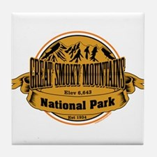 Great Smokey Mountains, Tennessee Tile Coaster