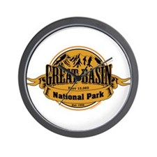 Great Basin, Nevada Wall Clock