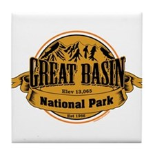 Great Basin, Nevada Tile Coaster