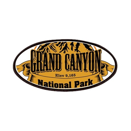 Grand Canyon, Colorado Patches