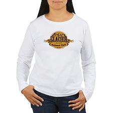 Glacier, Montana Long Sleeve T-Shirt