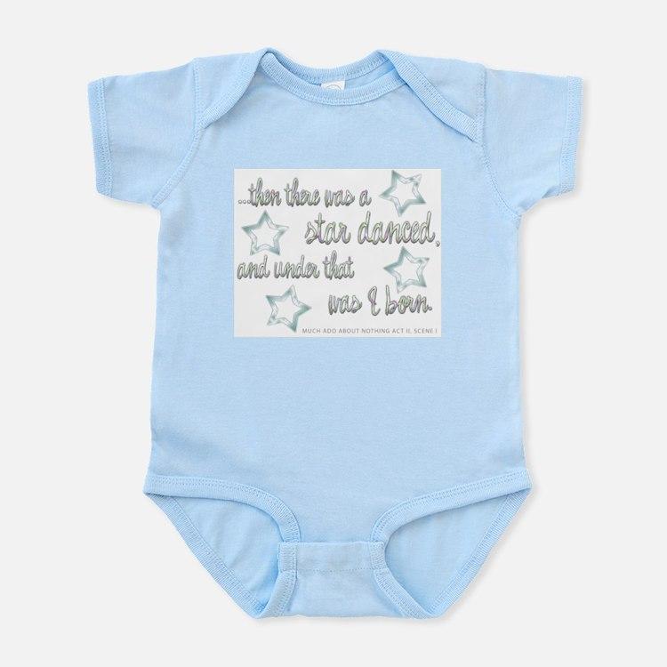 A Star Danced Infant Bodysuit
