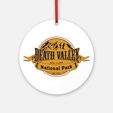 Death Valley, California Ornament (Round)