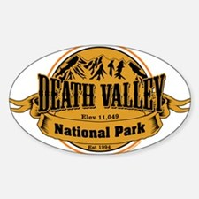 Death Valley, California Decal