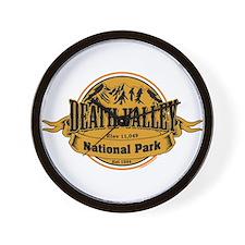 Death Valley, California Wall Clock