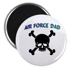 air force dad Magnet