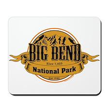 Big Bend, Texas Mousepad