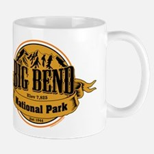 Big Bend, Texas Mug