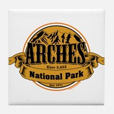 Arches, Utah Tile Coaster
