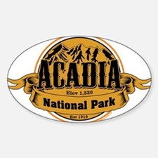 Acadia, California Decal