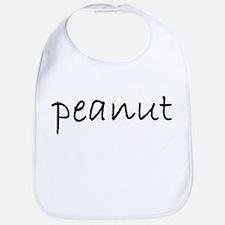 peanut 2 Bib