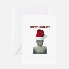 Santa Buddha Greeting Cards (Pk of 10)