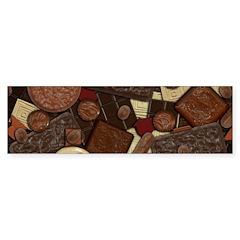 Got Chocolate? Sticker (Bumper 10 pk)
