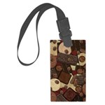 Got Chocolate? Large Luggage Tag