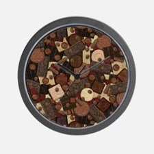 Got Chocolate? Wall Clock