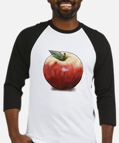 Crunchy Apple Baseball Jersey