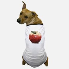 Crunchy Apple Dog T-Shirt