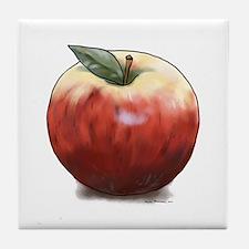 Crunchy Apple Tile Coaster