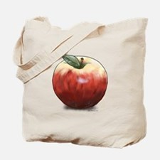Crunchy Apple Tote Bag