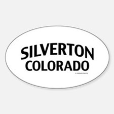 Silverton Colorado Decal