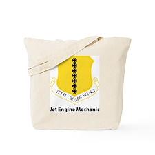 17th Bomb Custom Tote Bag