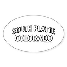 South Platte Colorado Decal