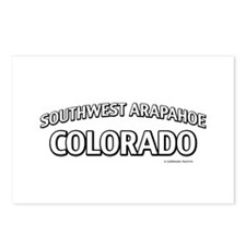 Southwest Arapahoe Colorado Postcards (Package of