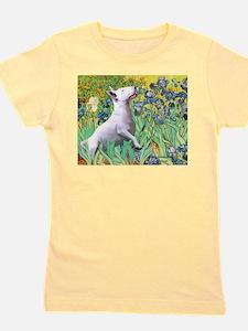 MP-Irises - Bull Terrier 3.png Girl's Tee