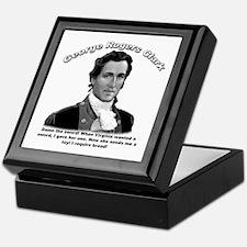 George Rogers Clark 01 Keepsake Box