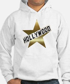 HOLLYWOOD California Hollywood Walk of Fame Hoodie Sweatshirt