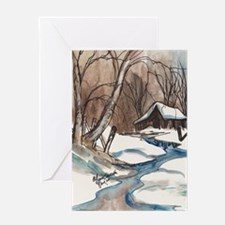 Colder Days Greeting Card