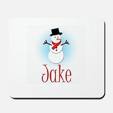 Snowman - Jake Mousepad