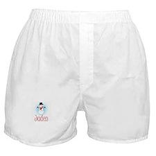 Snowman - Jaden Boxer Shorts