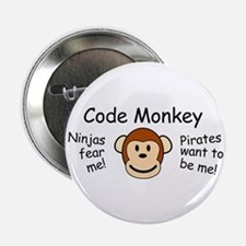 Code Monkey Button