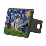 STARRY-GermanSHPointer.png Rectangular Hitch Cover