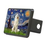 Great Pyrenees 3 - Starry Night.png Rectangular Hi