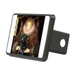 TILE-Queen-BlkLab1.png Rectangular Hitch Cover