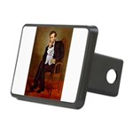 Lincoln - Maltese (B).png Rectangular Hitch Cover