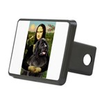 MONA-Newfie-Blk2.png Rectangular Hitch Cover