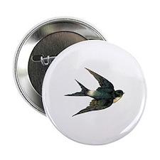 "Flying Bird 2.25"" Button"