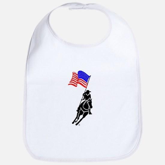 Flag Rider Bib
