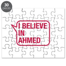 I Believe In Ahmed Puzzle