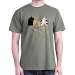 Nothin' Butt Cockers Green T-Shirt