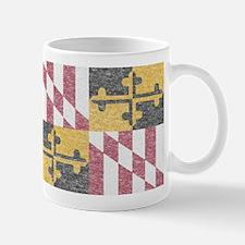 Vintage Maryland Flag Mug