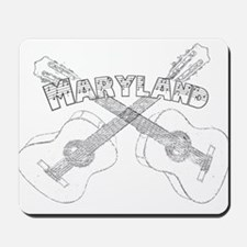 Maryland Guitars Mousepad