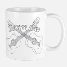 Maryland Guitars Mug