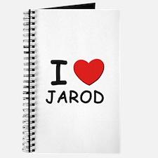 I love Jarod Journal