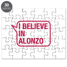 I Believe In Alonzo Puzzle