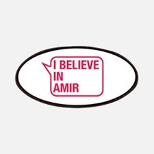 I Believe In Amir Patches