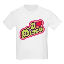 I Love Disco Kids T-Shirt